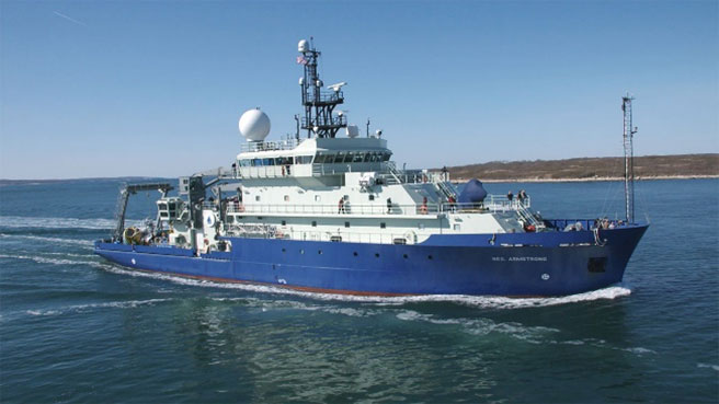 Navy AGOR 74m Research Vessel